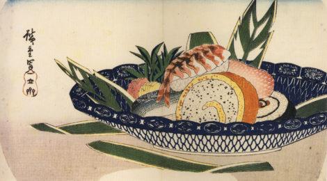 Pace, sushi e patate: due mondi diversi, una comune scelta antimilitarista