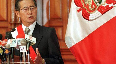 Alberto Fujimori: un nikkei alla presidenza del Perù