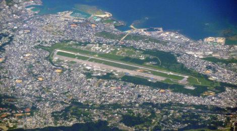 Okinawa, Futenma, Henoko Bay
