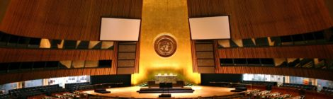 onu, general assembly hall