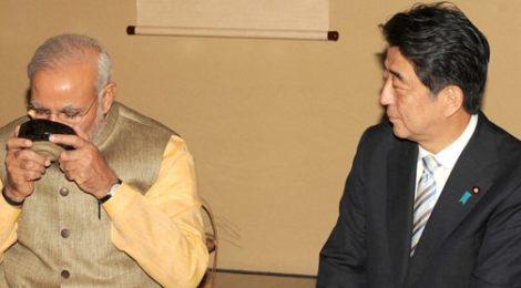 India, Japan, accordo bilaterale