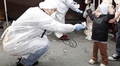 Fukushima, radiazioni, bambini