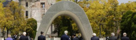 Hiroshima, visita Obama