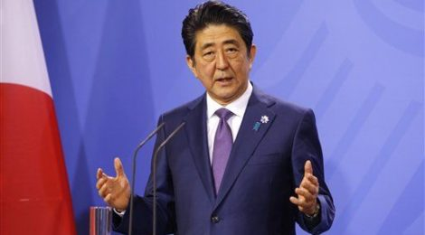 Abe, Costituzione giapponese , LDP