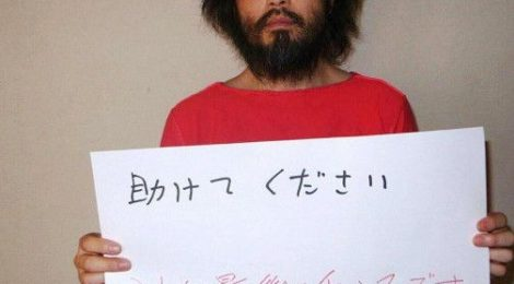 Siria, rapimento giornalista giapponese