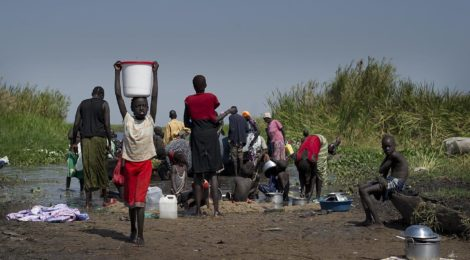 Rassegna settimanale 10-16 aprile: Africa Subsahariana