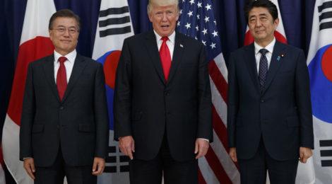 Rassegna settimanale 3-9 luglio: Giappone e Corea del Sud