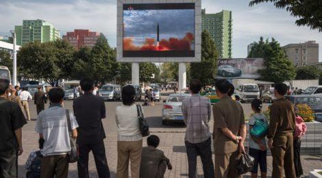 Rassegna settimanale 11-17 settembre: Cina e Corea del Nord
