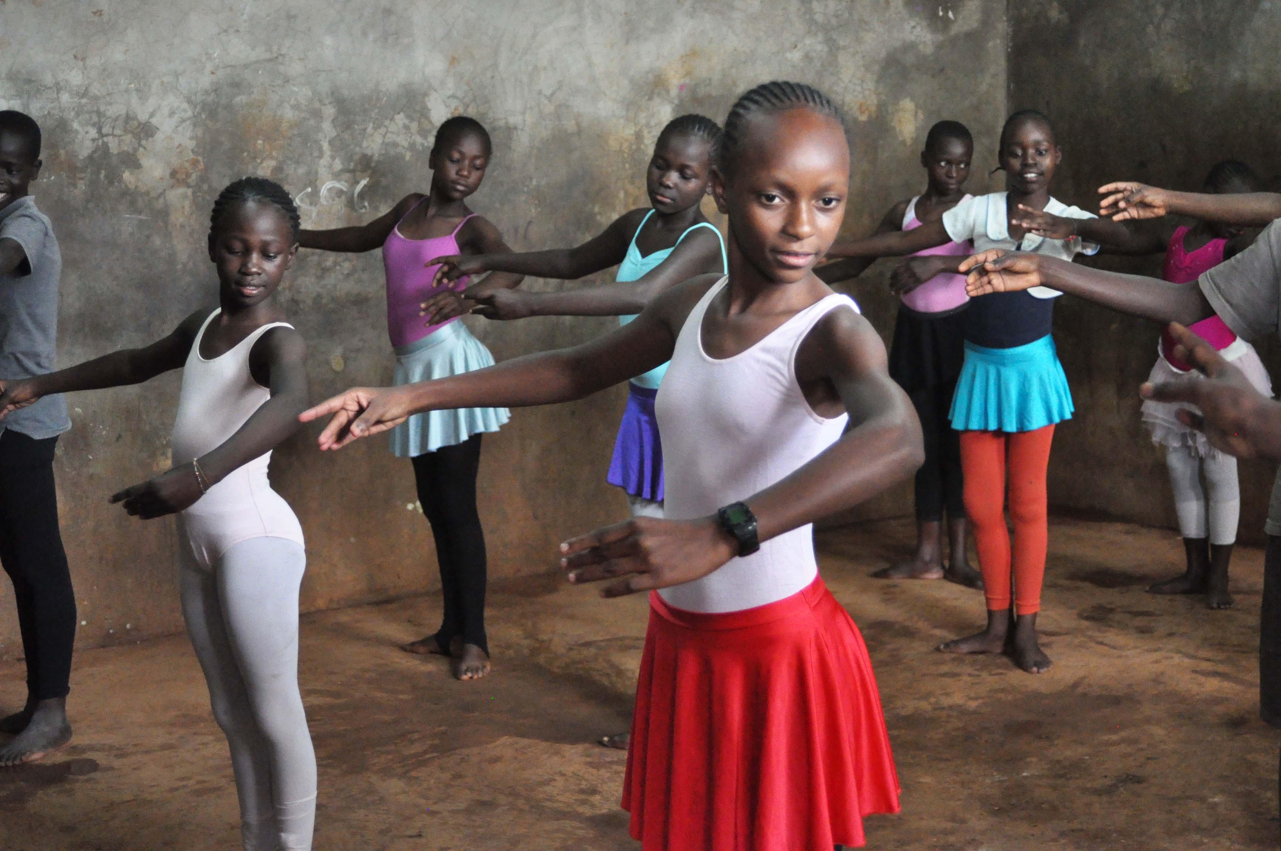 ballet-kibera