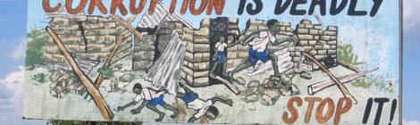 Rassegna settimanale 30 Ottobre-5 Novembre: Africa Subsahariana