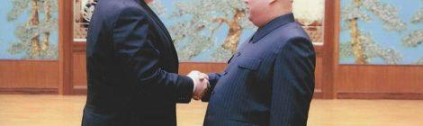 Rassegna settimanale 07 - 13 maggio 2018: Cina e Corea del Nord