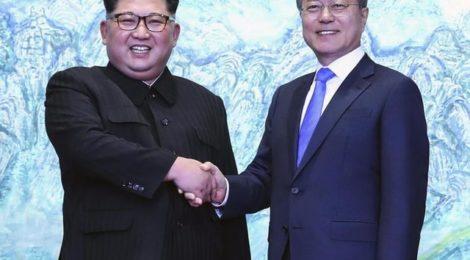 Rassegna settimanale 23 - 29 aprile 2018: Cina e Corea del Nord