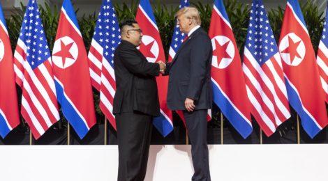 Kim_Trump_Singapore_Summit_rassegna_SudEstAsiatico