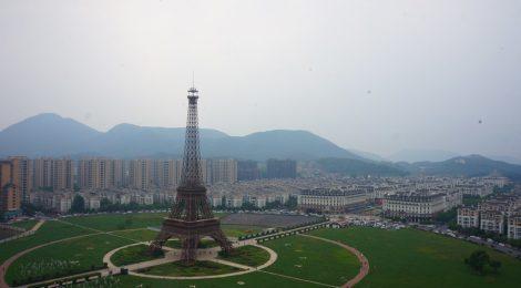 Tianducheng_Bird-eye_View