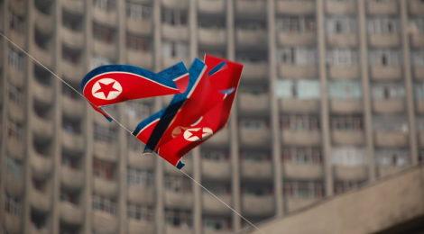 corea-nord-bandiera