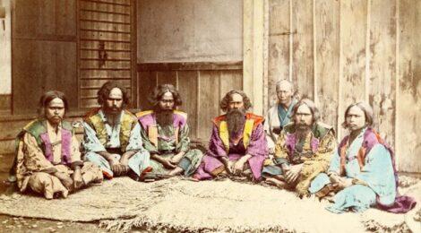 Ainu-Japan