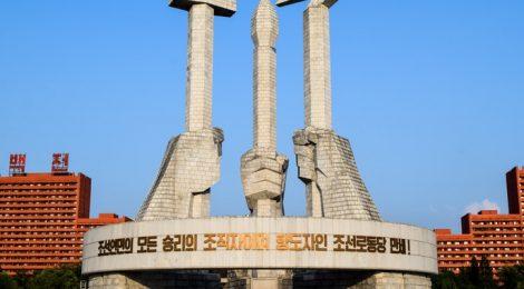 Pyongyang-Corea-Nord